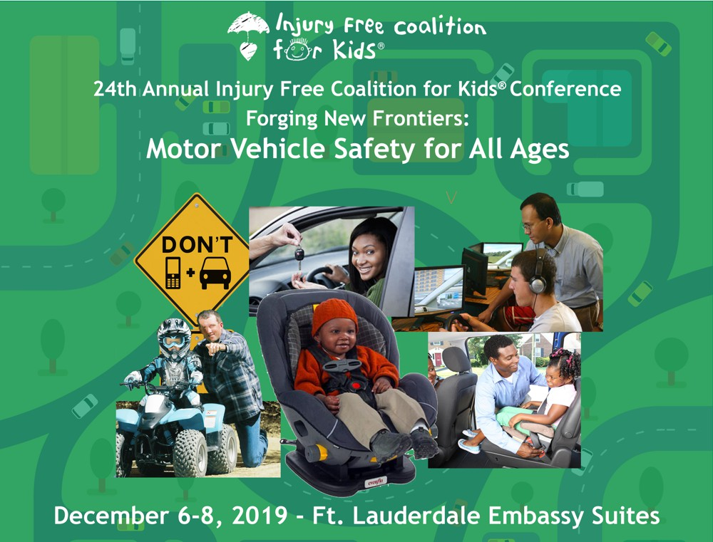 2019 Annual Conference -- Injury Free Coalition for Kids